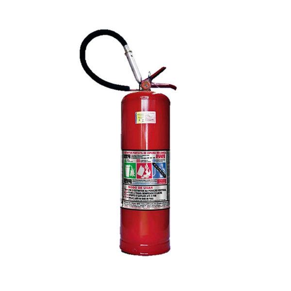 Extintor Espuma Portátil