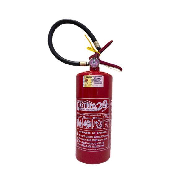 Extintor Pó ABC Portátil