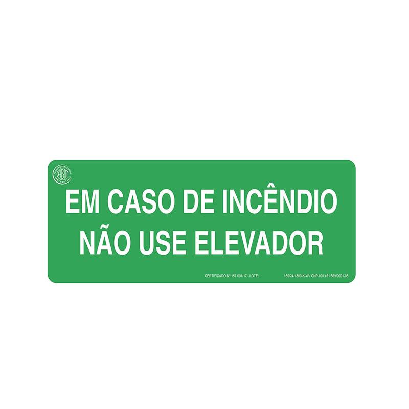 """Featured image for """"Sinalização Elevador"""""""