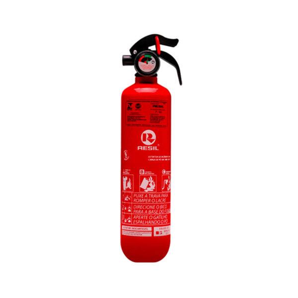 Extintor Pó ABC 1Kg (Veicular)