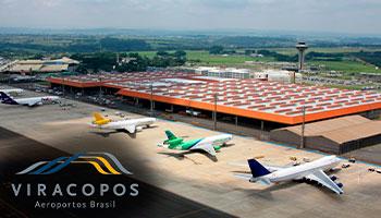 Aeroportos Brasil - Viracopos